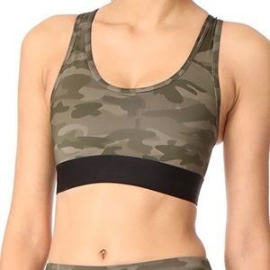 NWT onzie camo elastic band bra! NEW WITH TAGS!